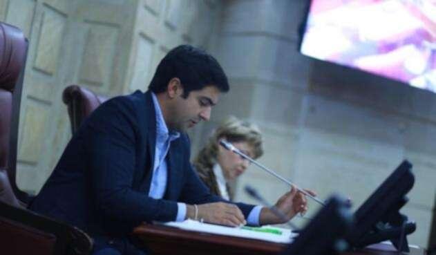 Samuel Hoyos, representante a la Cámara del Centro Democrático