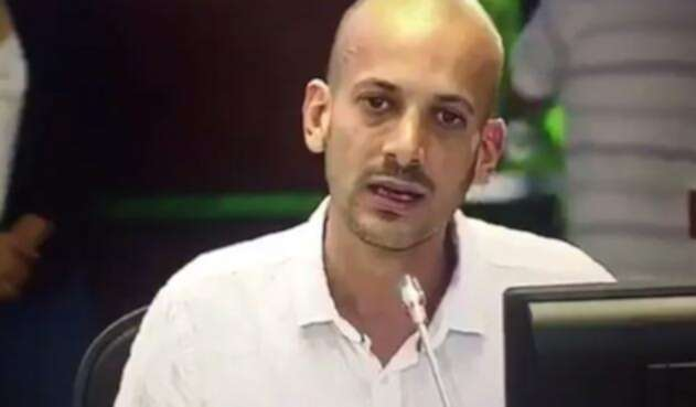 Santiago Jaramillo retorna al concejo de Medellín