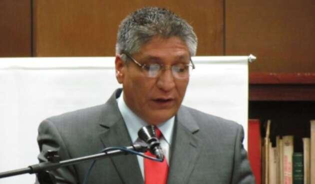 Sigifredo López, exdiputado del Valle del Cauca