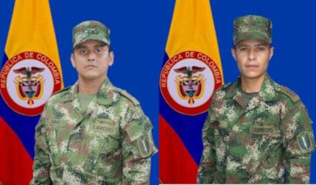 Murieron dos soldados profesionales en atentado de las disidencias de las Farc en La Macarena, Meta