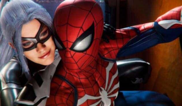 Spider-man y Black Cat protagonizan el nuevo DLC