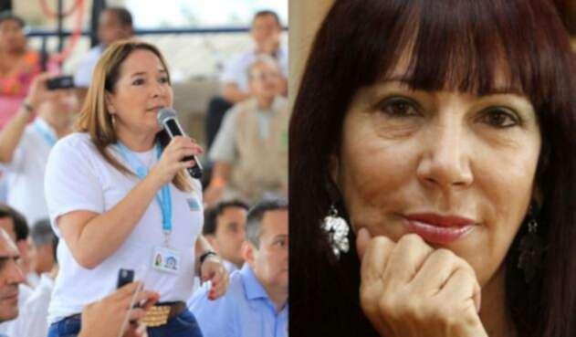 Susana Correa y María Jimena Duzan