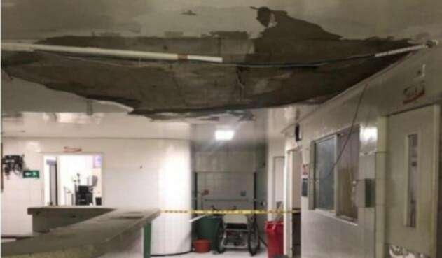 En el Hospital hay un grupo de expertos evaluando lo sucedido.