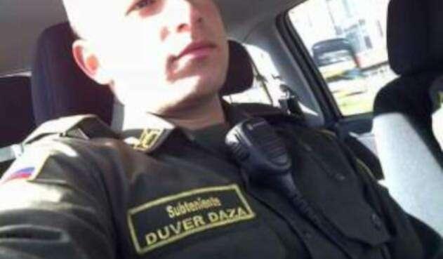 El oficial llevaba ocho años en la institución armada