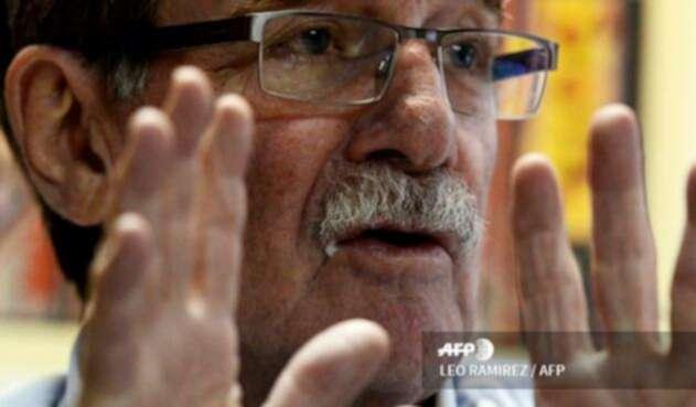Teodoro Petkoff, político y periodista venezolano fallecido