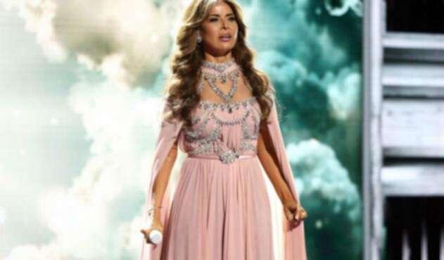 Gloria Trevi en los Latin American Music Awards