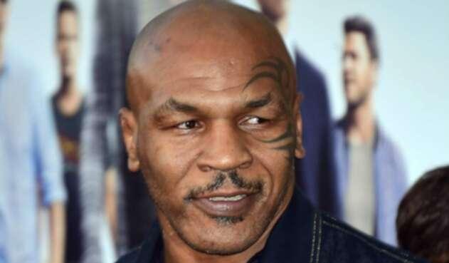 Mike Tyson, exboxeador estadounidense
