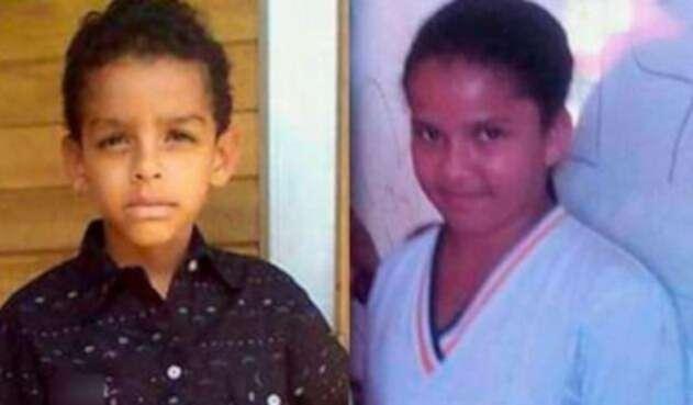 Niños asesinados en Vegachí (Antioquia)