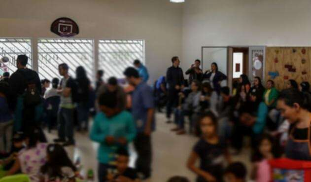 La ONU señaló que al menos 2,3 millones de venezolanos han abandonado su país.