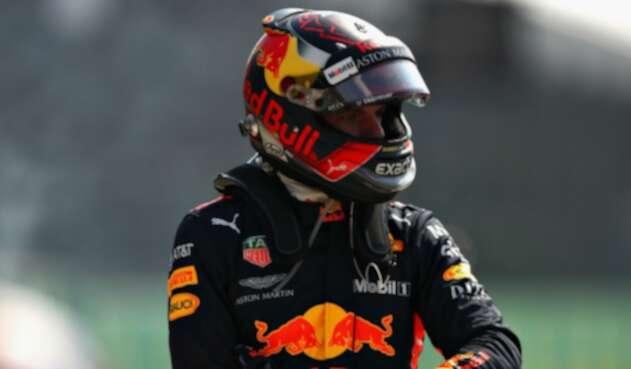 Max Verstappen, piloto de la escudería Red Bull