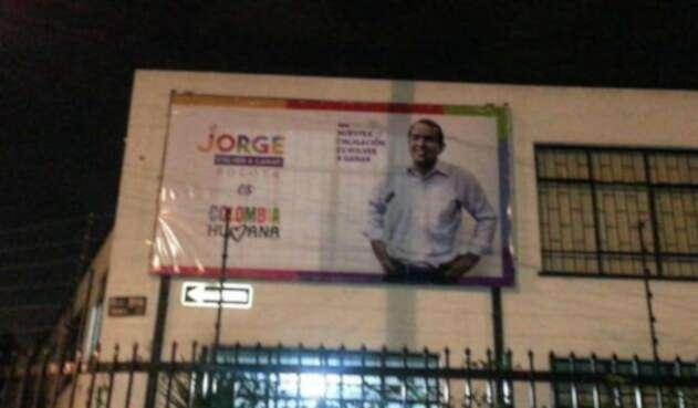 JORGE ROJAS SE PRESENTA COMO PRECANDIDATO A LA ALCALDÍA