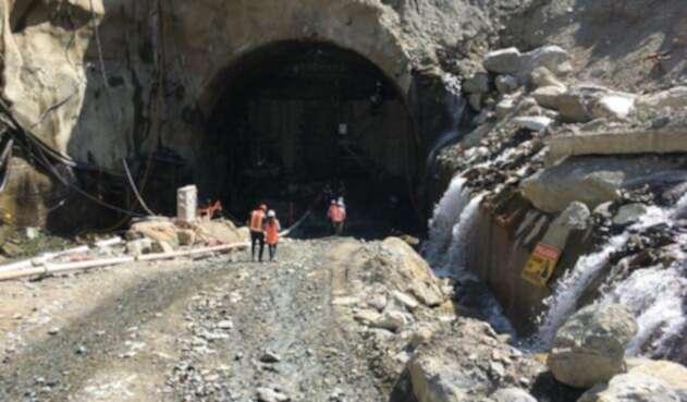 Obras Hidroituango, seis meses después 2