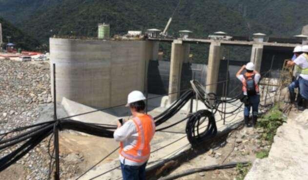 Obras Hidroituango, seis meses después 5