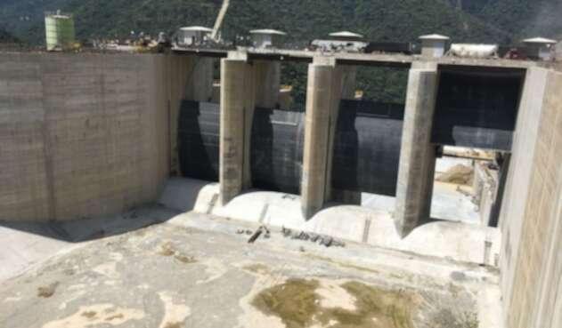 Represa de Hidroituango, seis meses después
