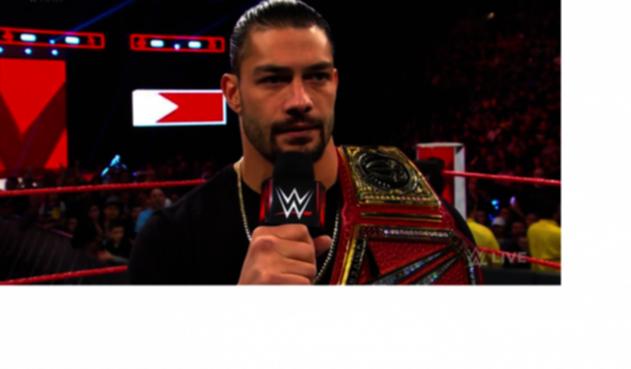 Roman Reigns se despide de WWE