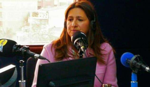 Yanetth Mantilla, directora del IDU