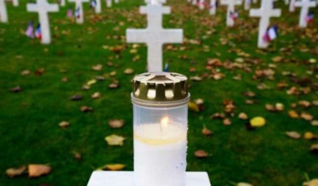 Conmemoración en París