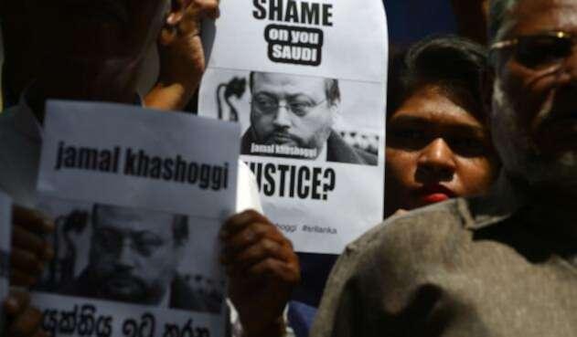 Asesinato de Jamal Khashoggi.