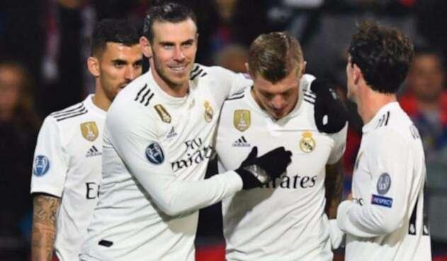 Real Madrid vs Kashima