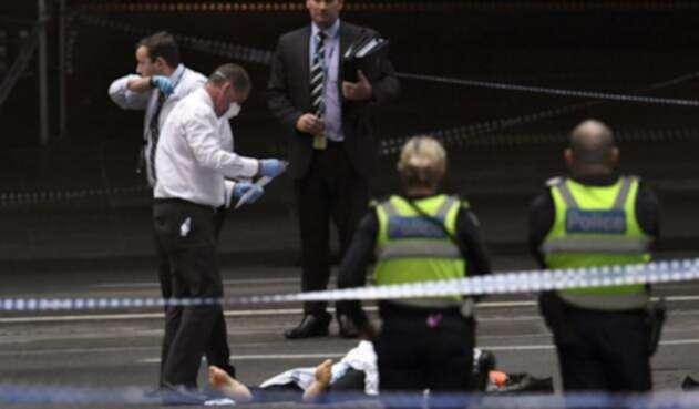 Ataque terrorista Australia
