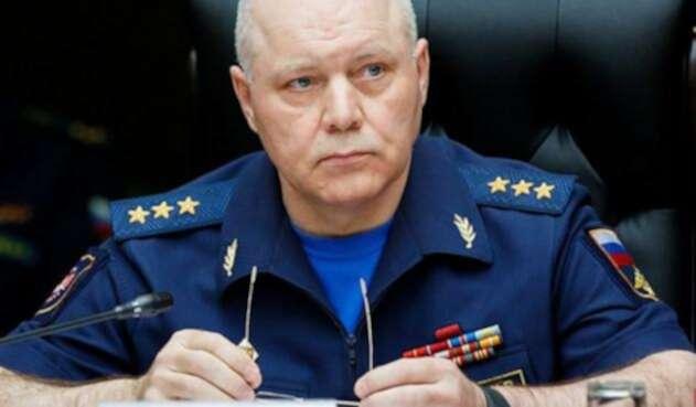 Igor Korobov, jefe de inteligencia rusa