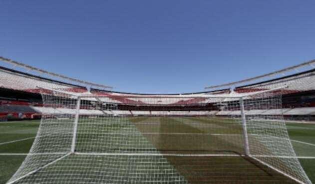 Estadio Monumental de Núñez, en Buenos Aires (Argentina)