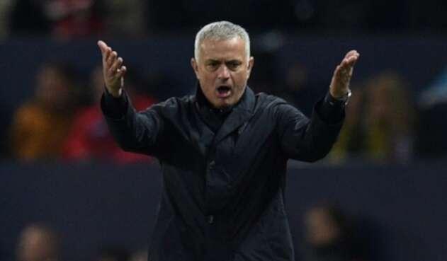 José Mourinho, técnico portugués
