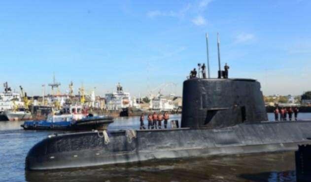 Submarino argentino 'San Juan'