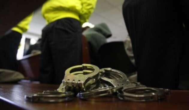 La semana pasada fueron detenidos algunos criminales con esta modalidad en Bucaramanga.
