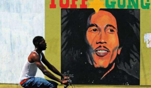 Bob Marley, uno de los artistas más importantes del reggae