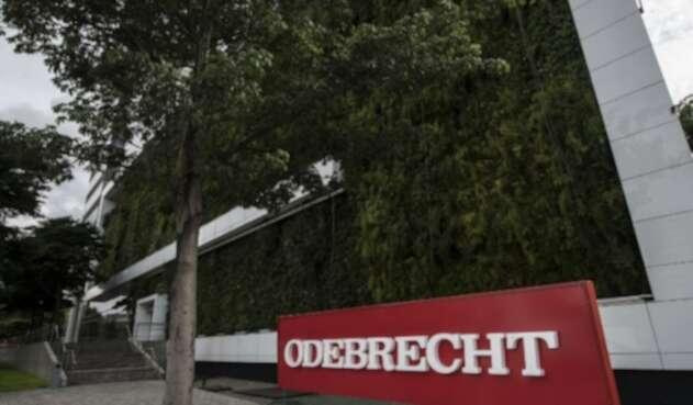 Oficina de Odebrecht.