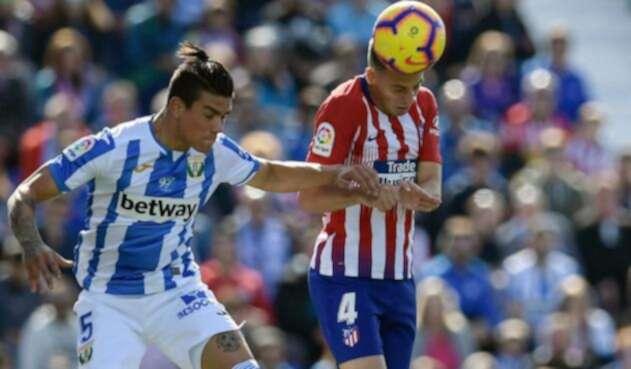 Santiago Arias - Atlético de Madrid