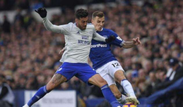 Everton vs Cardiff City - Premier League