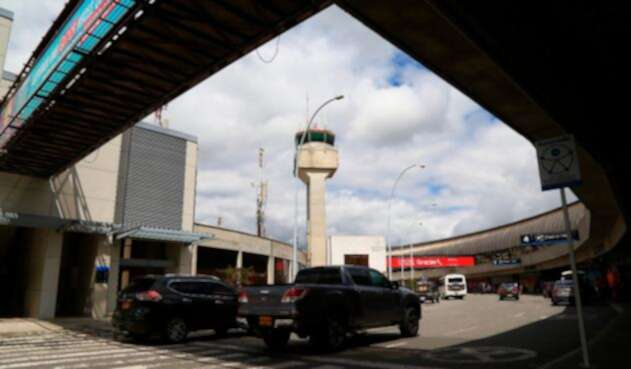 El aeropuerto José María Córdova de Rionegro, en Antioquia. (Colprensa- Ministerio de Transporte)