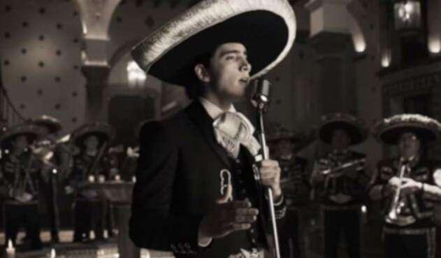 Alex Fernández, hijo de Alejandro Fernández