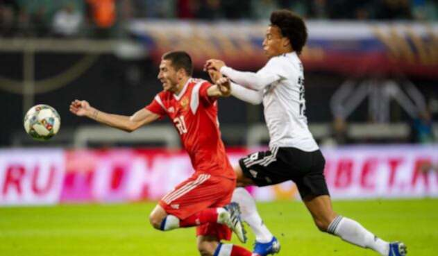 Alemania vs Rusia - Amistoso 2018
