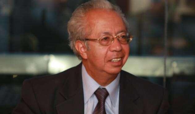Alfredo Beltrán, exmagistrado de la Corte Constitucional