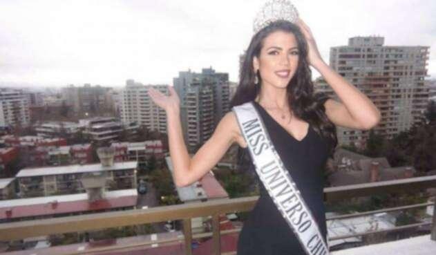 Andrea Díaz, es una venezolana que hoy en día es Miss Chile.