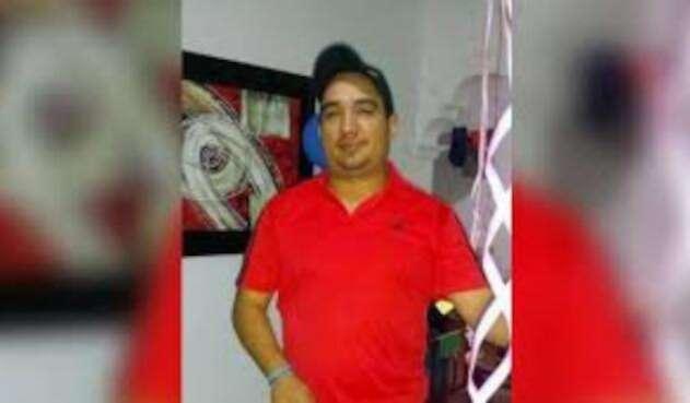 Cristian Angarita hijo de diputado asesinado en Ocaña