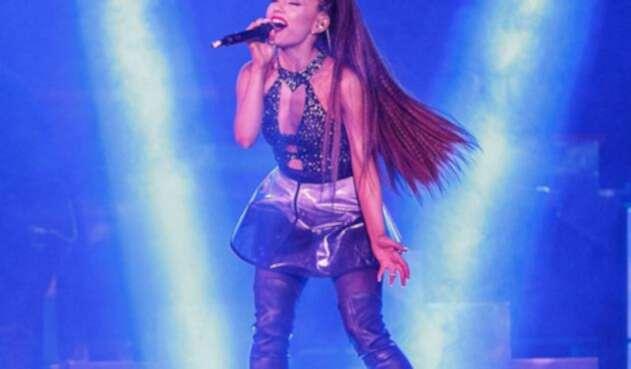 Ariana Grande y su radical cambio de look