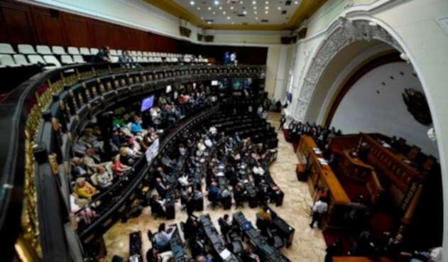 La Asamblea Nacional de Venezuela, ubicada en Caracas