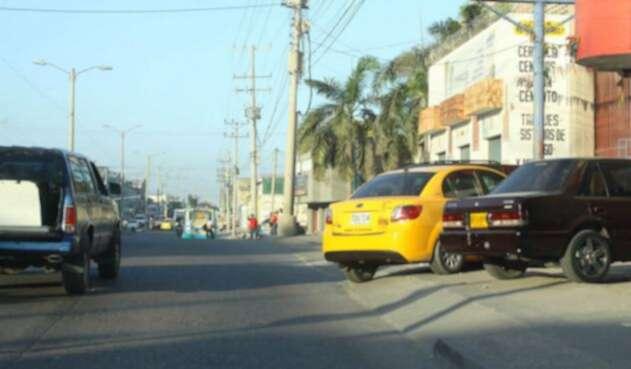 Barrio de Barranquilla