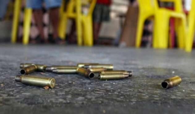 El macabro hecho se registró en el barrio San Cipriano.