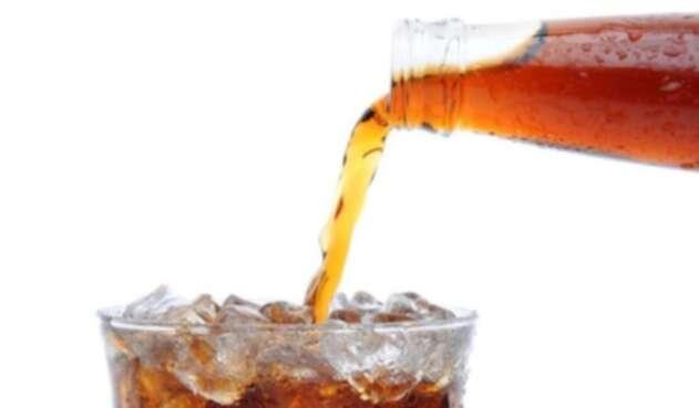 Imagen referencia sobre bebidas gaseosas.