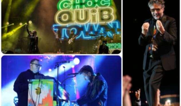 ChocQuibTown, Sin Bandera y Fito Páez contagiaron con su música al público boyacense.