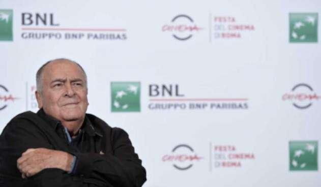 Bernardo Bertolucci, reconocido cineasta italiano