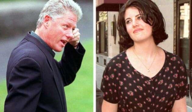 Monica Lewinsky rompió su silencio sobre la historia del vestido de la relación con Bill Clinton.