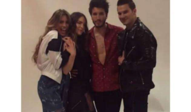 Lele Pons, Belinda, Sebastián Yatra y Pipe Bueno