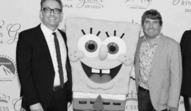 Murió Stephen Hillenburg, creador de Bob Esponja.