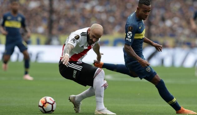 El partido inició con momentos de buen fútbol por parte de ambos equipos.